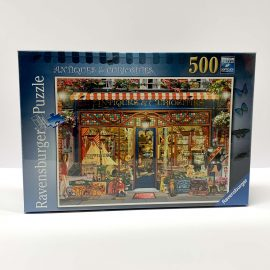 puzzel_ravensburger_500st_antiquescuriosities