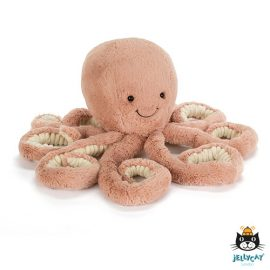 Odell Octopus Little Jellycat