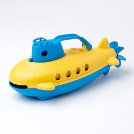 Submarine Blue Handle Green Toys